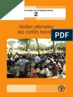 a0557f00 Gestion alternative des conflits fonciers