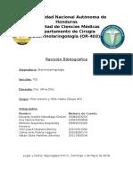 Revision Bibliografica Amigdalitis ORL-UNAH