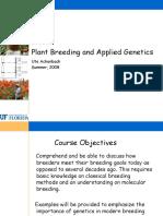 plants breeding