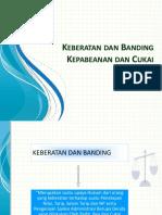 Keberatan dan Banding Kepabeanan dan Cukai - 2015 (1).pdf