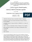 United States v. Guillermo Cortina, 73 F.3d 359, 4th Cir. (1996)
