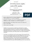 United States v. Franklin Lewis, 657 F.2d 44, 4th Cir. (1981)