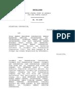 AtlantiGas v. Columbia Gas, 4th Cir. (2006)