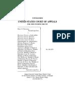 Pettiford v. Granville County NC, 4th Cir. (2001)
