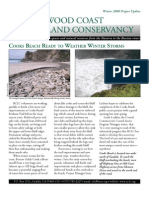Winter 2008 Redwood Coast Land Conservancy Newsletter