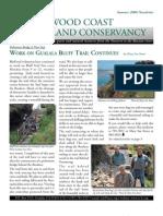 Spring-Summer 2006 Redwood Coast Land Conservancy Newsletter