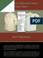 Clothing - Male - Shirts