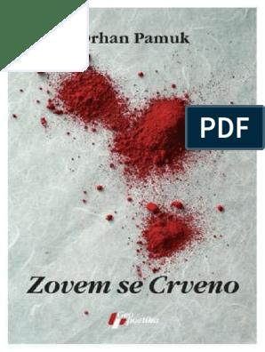 Ebanovina crvena kost u troje