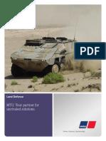 MTU Brochure