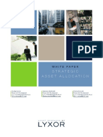 White Paper 6 Strategic Asset Allocation
