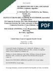Flota Maritima Browning De Cuba, Sociadad Anonima, Libelant v. Motor Vessel Ciudad De La Habana, Her Motors, Tackle, Etc., Banco Cubano Del Comercio Exterior, Succeeded by Banco Para El Comercio Exterior, De Cuba, Banco Para El Comercio Exterior De Cuba, Successor to Banco Cubano Del Comercio Exterior, Cross-Libelant v. Sociadad Anonima, Flota Maritima Browning De Cuba, 335 F.2d 619, 4th Cir. (1964)