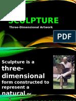 Lesson 5 - Sculpture Lecture