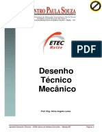 APOSTILA DESENHO MECANICO -  ETEC Matão.pdf