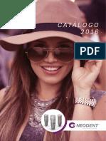 Neodent Catalogo 2016