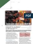 Consideraciones Sobre El Uso de La HDCAM F900