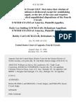 United States v. Ruby Lee Smiling Locklear, United States of America v. Bobby Carl Locklear, 41 F.3d 1504, 4th Cir. (1994)