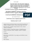 United States v. Opal Ruth Eldridge, United States of America v. Fred Pearl Eldridge, 43 F.3d 1468, 4th Cir. (1994)