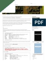 Comandos Secretos Para Os Switches 3Com Baseline e HP v1910 _ Comutadores