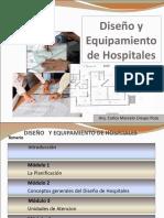 equipamiento hospitalario