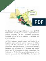 The Eastern Visayas Regional Medical Center