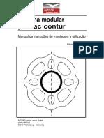 Manual de Instruções de Montagem e Utilização Plettac Contur