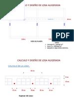 Diseno y Calculo de Losa Aligerada2