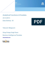 How To use Teradata OLAP function.pdf
