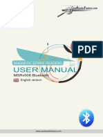 Msrv008oem User Manual