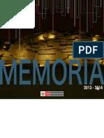Memoria Patrimonio 27EN16