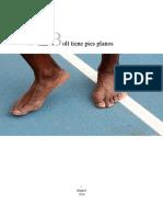 Usain Bolt Tiene Plies Planos