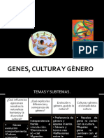 Genes, Cultura y Gènero Cap 5
