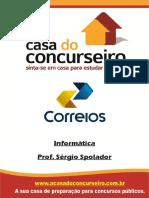 ZApostila Correios.2014 Informatica SergioSpolador