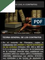 Introducción a la Teoría General de Contratos