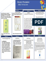 summer 2016 resources poster