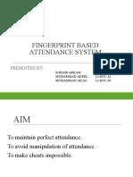 Fingerprintattendencesys.ppt