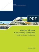 National Guide to Alliance Contracting