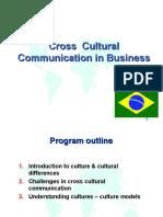 Cross Cultural - EAC 0522