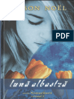 noel, Alyson - Nemuritorii - 2. Luna Albastra - Scan