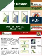 Presenter-Tamaulipas Civil Protection-Risk Atlas of Tamaulipas