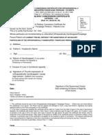 Rail Concessional Certificate with railway logo rail logo