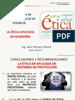 La Ética Aplicada a La Ingeniería Ing_Jairo Flechas