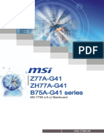 MSI Z77A-G41 Intel Z77 Motherboard Manual.pdf