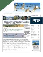 March 2010  Whistling Swan Newsletter ~ Mendocino Coast Audubon Society