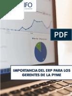 eBook - Importancia Del ERP Para Los Gerentes de La PYME