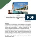 PROPUESTA DE UN ITINERARIO TURÍSTICO-ARQUITECTÓNICO EN EL MUNICIPIO DE ALGECIRAS COMO HERRAMIENTA DE DESARROLLO LOCAL