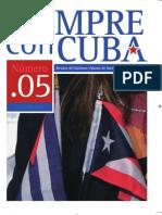 Nº 5 Revista Siempre Con Cuba