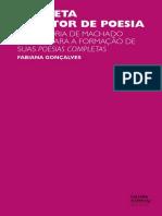 ISBN9788579836589 (de Poeta a Editor de Poesia)