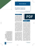 Fractales en Ingeniería Ambiental