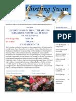 May 2010 Whistling Swan Newsletter ~ Mendocino Coast Audubon Society