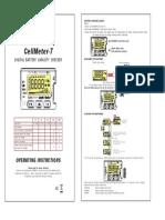 Cm7 Manual